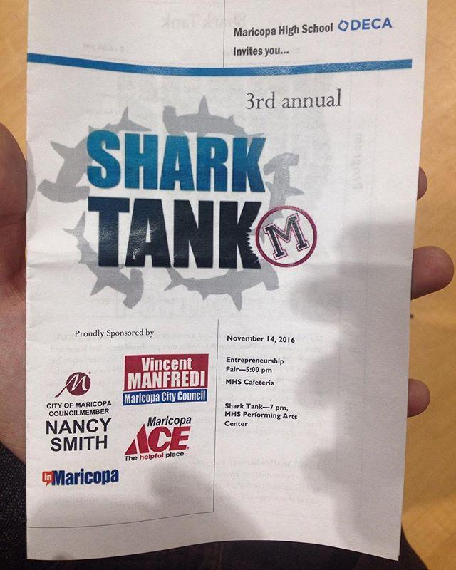 Maricopa High School Shark Tank!💭📚📝 #sharktank #incubator #investor #entrepreneurs #entrepreneurship #entrepreneur #entrepreneurmindset #creatives